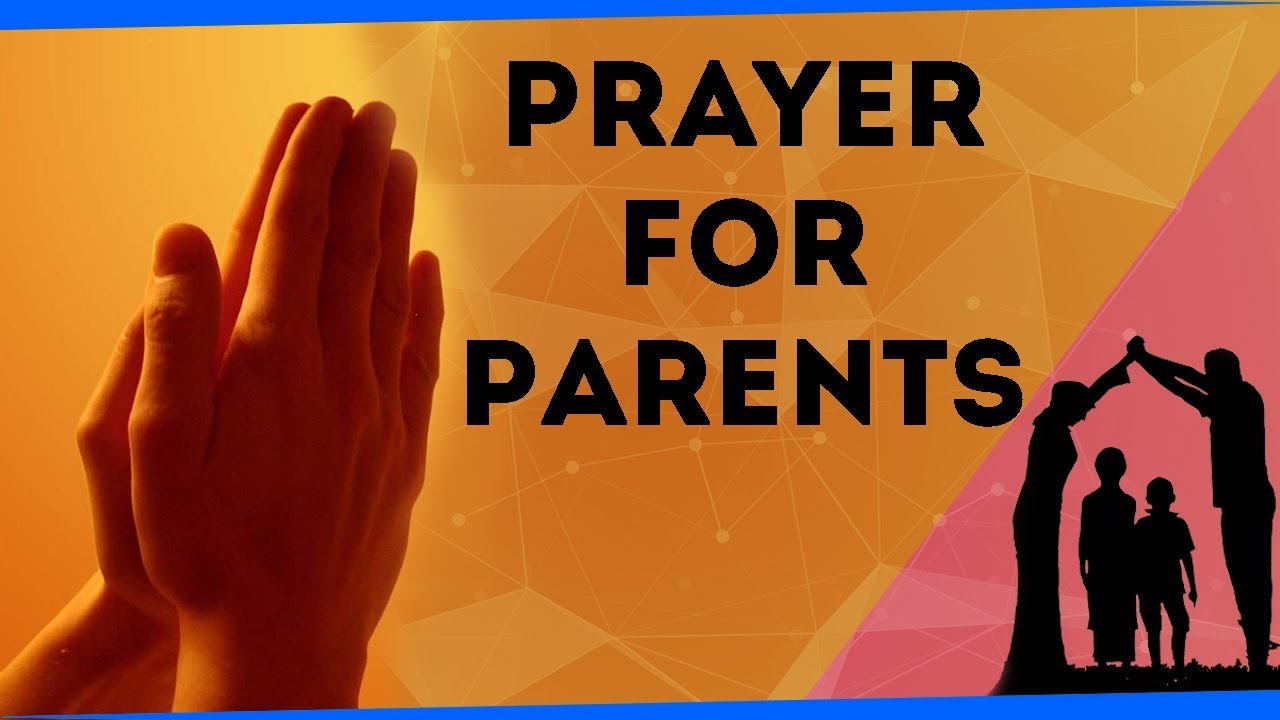 Heart Touching Prayer For Parents Daily Prayers Letstute