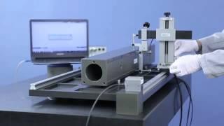 クンツプレシジョン RC 2 / RC 3 工作機械セットアップ, Kunz precision