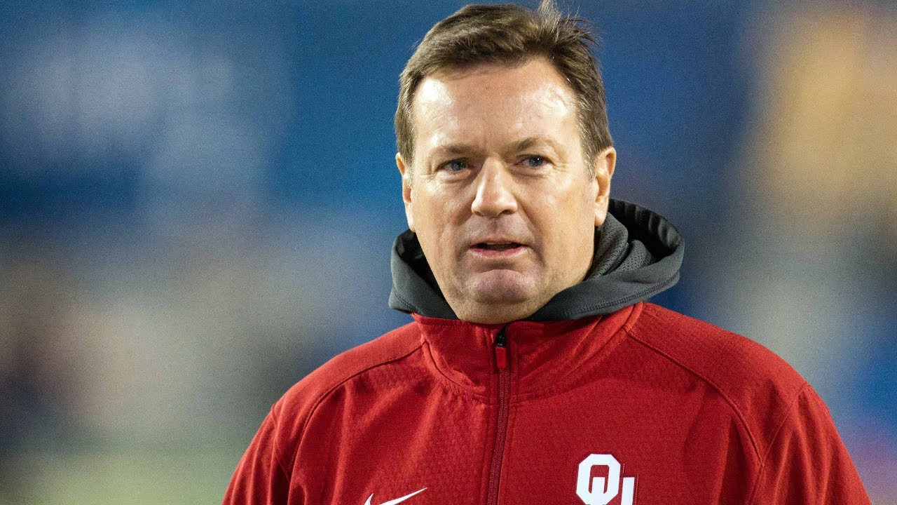 Oklahoma Coach Bob Stoops will retire after 18 seasons because 'the timing is ...