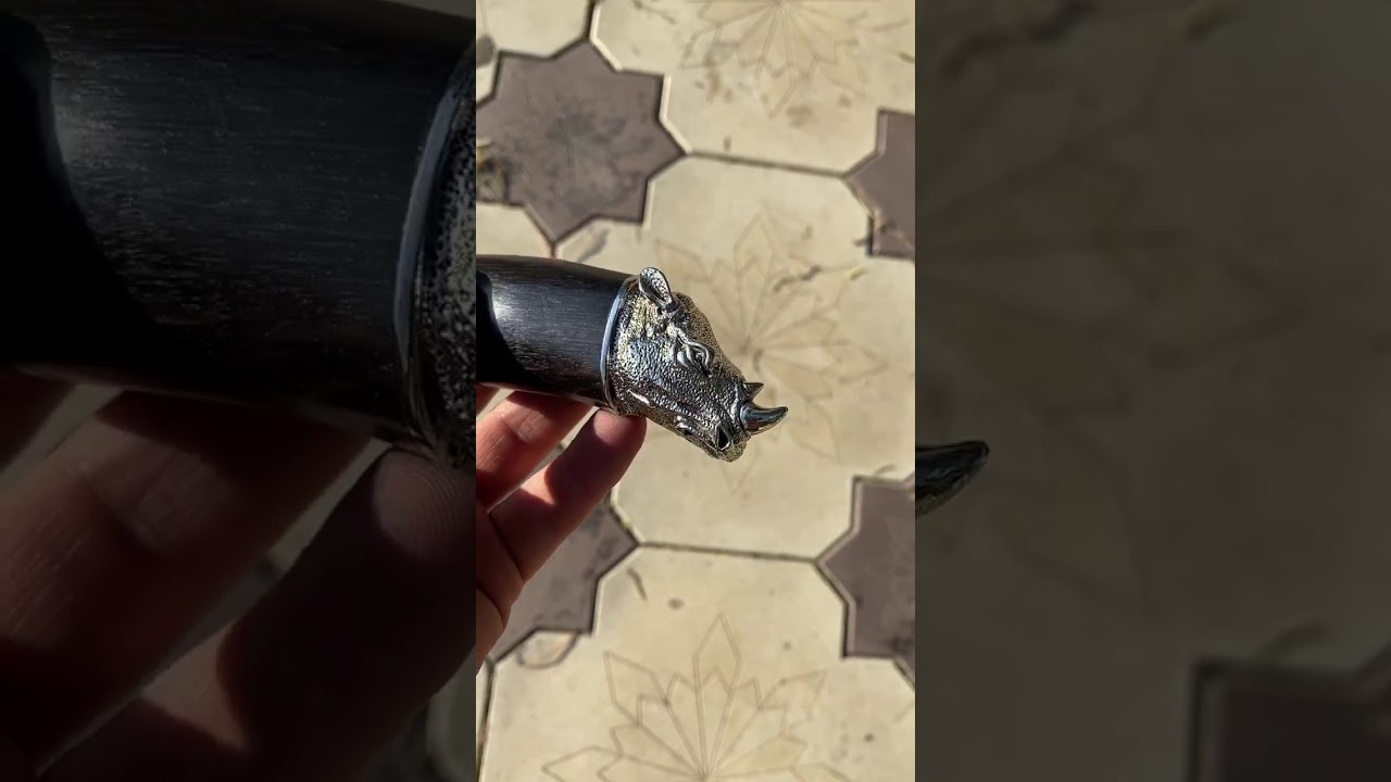 Шикарная работа / Нож Носорог