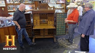 Pawn Stars: 19th Century Wooton Desk (Season 15)   History