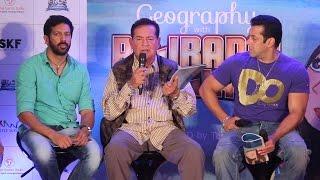 Question Answer Session | Salman khan | Salim Khan | Kabir Khan | Bajrangi Bhaijaan Book Launch