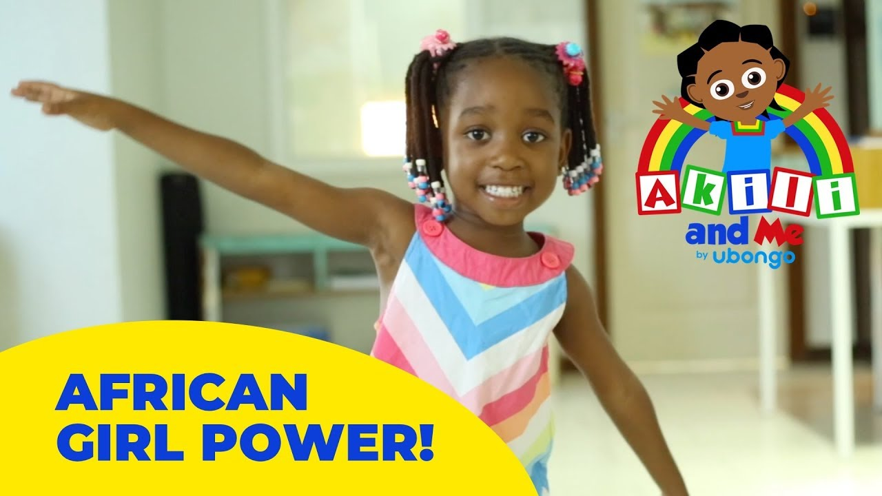 African Girl Power! - Celebrate Women's Day with Akili and Me and Ubongo Kids