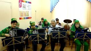 Танец Джигитов ( Веселая Татарская музыка )