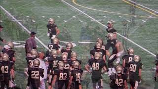 2020 Legacy Football Varsity Pump Up 2