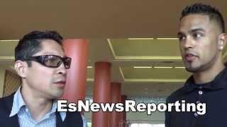 israel vazquez on manny pacquiao vs chris algieri EsNews