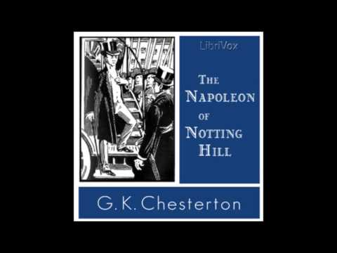 The Napoleon of Notting Hill audiobook - part 1