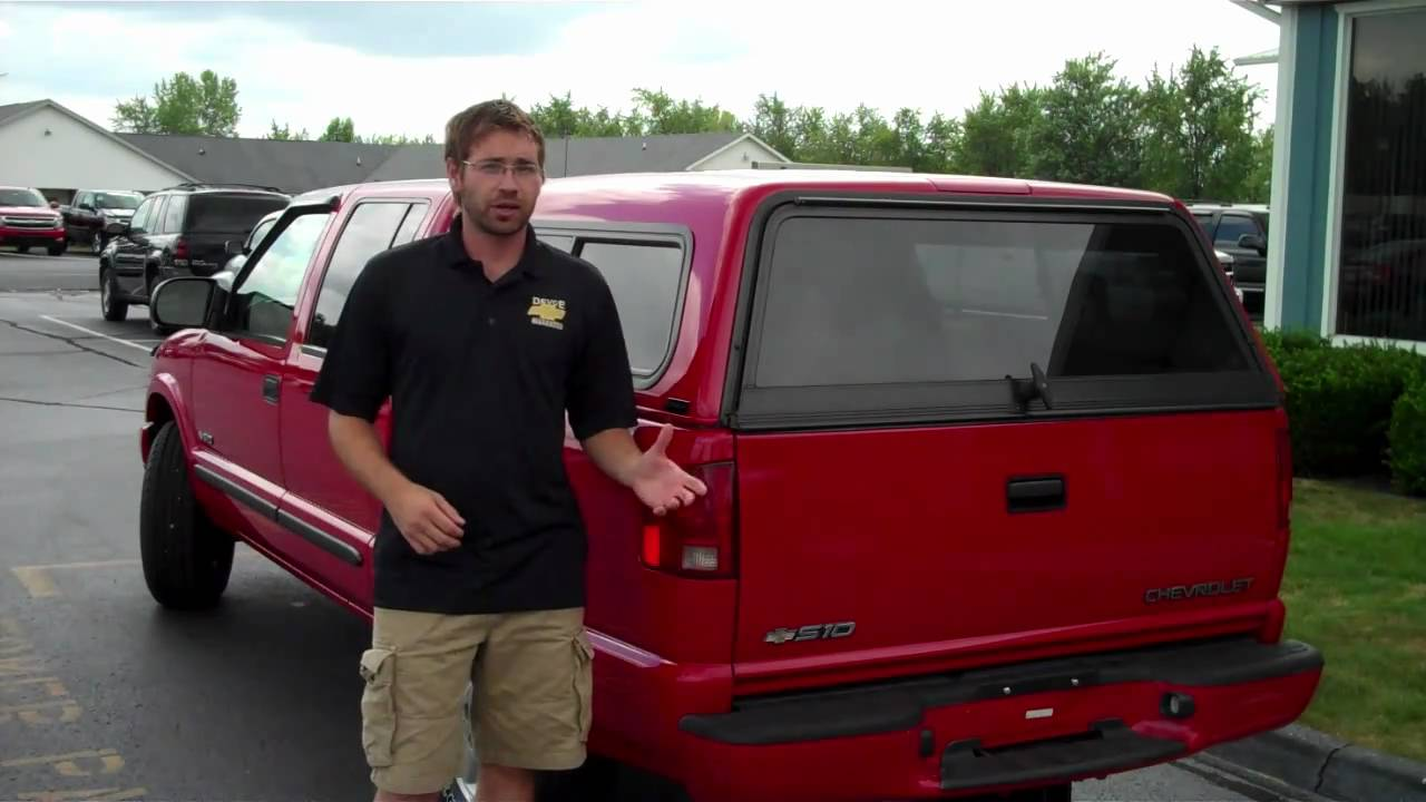 2004 s10 crew cab ls at devoe chevy
