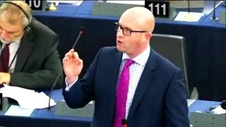 Why are the oil-rich Gulf States not taking in refugees? - Paul Nuttall UKIP Deputy Leader
