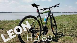 Отзыв о велосипеде leon hd 80. Обзор велосипеда Леон HD 80