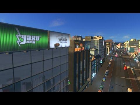 Cities Skylines :: Shopoholics!