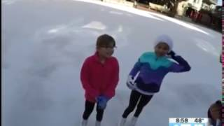 Weather Ice Skating  04.14.17 Good Morning Vail