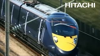 日立の車両 鉄道の故郷へⅡ CLASS395 英国高速鉄道 - 日立 thumbnail