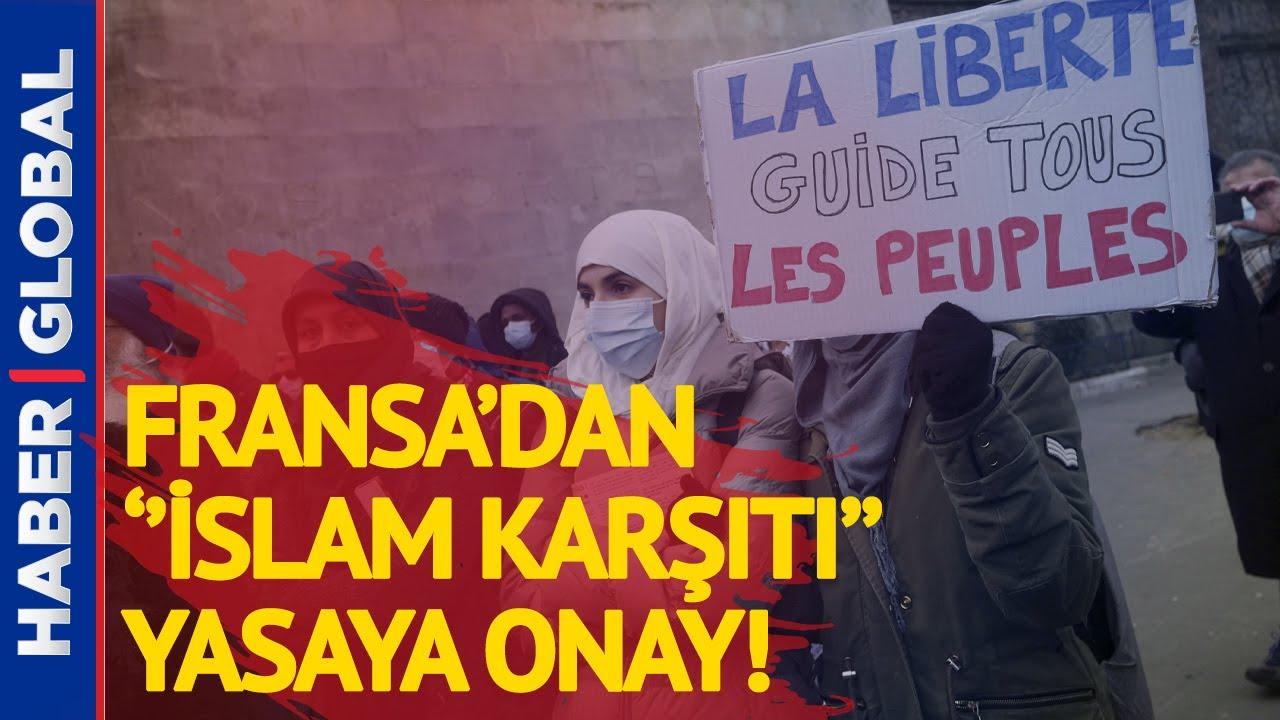 Download Fransa'dan Müslümanları Hedef Alan Yasaya Onay! Tartışmalar Alevleniyor