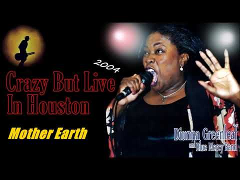 Diunna Greenleaf & Blue Mercy Band - Mother Earth [Live] (Kostas A~171)