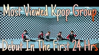 Most Viewed Kpop Group Debut Mvs In The