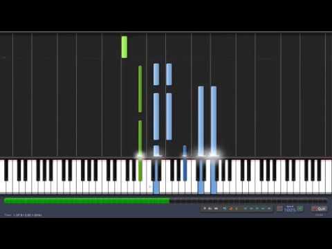 Mad world  Gary jules piano tutorial