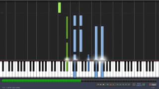 Mad world - Gary jules piano tutorial