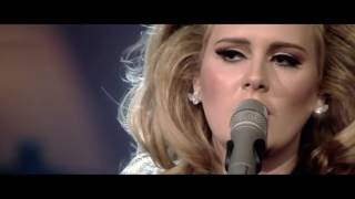Adele   Someone Like You  Live at Royal Albert Hall    includes speech + public reaction