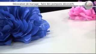comment décorer église mariage