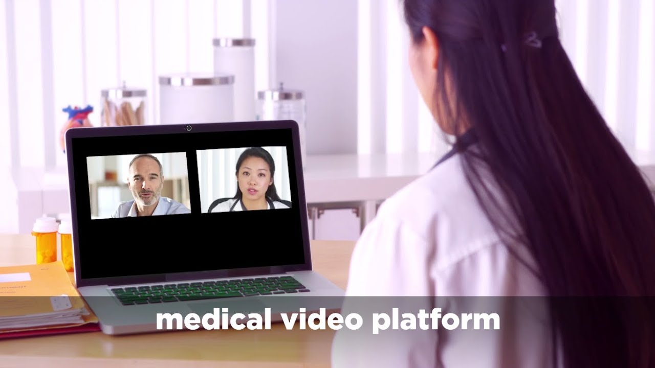 Any telehealth use case   Secure Video