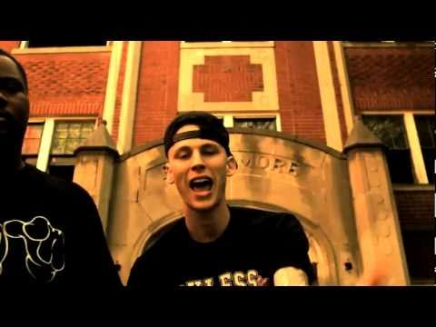 """Machine Gun Kelly feat. Ray Jr. - """"I Know"""" OFFICIAL MUSIC VIDEO"""