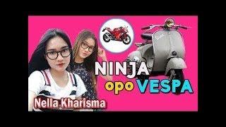 EMPUK BANGET BOSS ! DJ Santai Nella Kharisma Ninja Opo Vespa - PALING ENAK SEDUNIA 2018