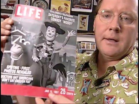 REAL Woody's Roundup Merchandise!