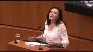 Dip Beatriz Zavala Peniche intervención 18 06 2014