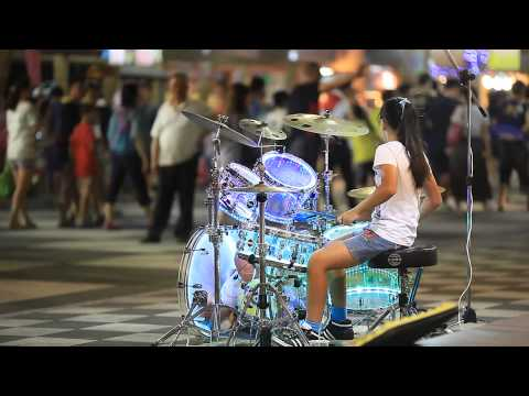 20150712【小黃奕】爵士鼓 - ONE OK ROCK _ Cry Out(Drum Cover)