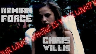 Damian Force feat  Chris Willis  - Where is Your Love (Official Lyrics Video 2018)