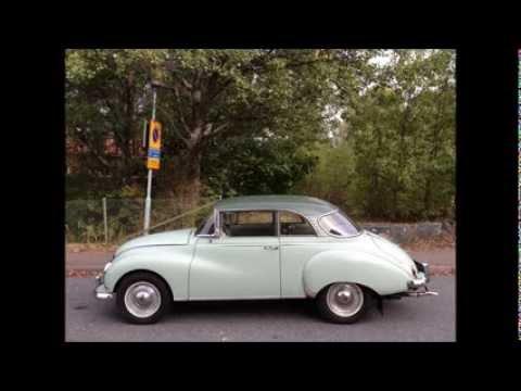 DKW AU 1000S Coupe -63