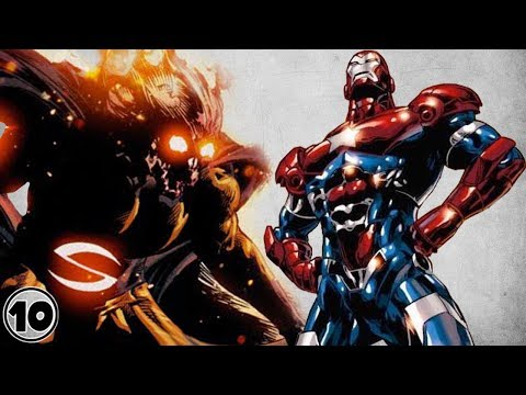 Top 10 Alternate Avengers - The  Dark Avengers
