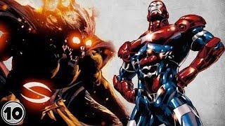 Top 10 Alternate Avengers - The  Dark Avengers