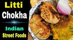 Litti Chokha | Civic Centre | Bhilai Chhattisgarh | Veggie Babu