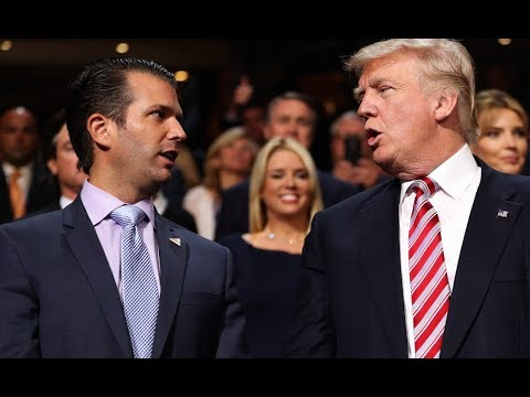 Who's Dumber: Trump Or Trump Jr.?