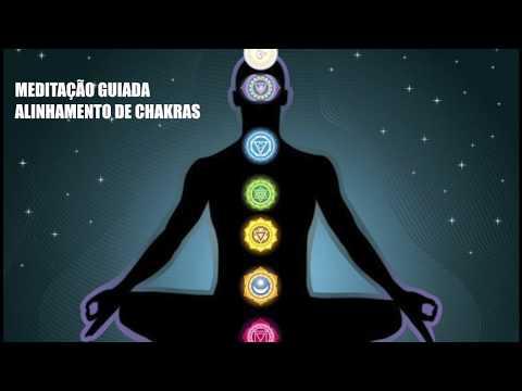 Meditação guiada para alinhamento dos chakras