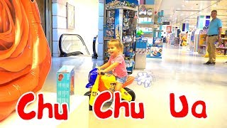 Chu chu ua - Canciones y clásicos infantiles para ninos de Olivia Vlog   Mini Disco Chuchua