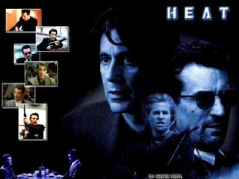 Heat OST #12 - Entrada & Shootout
