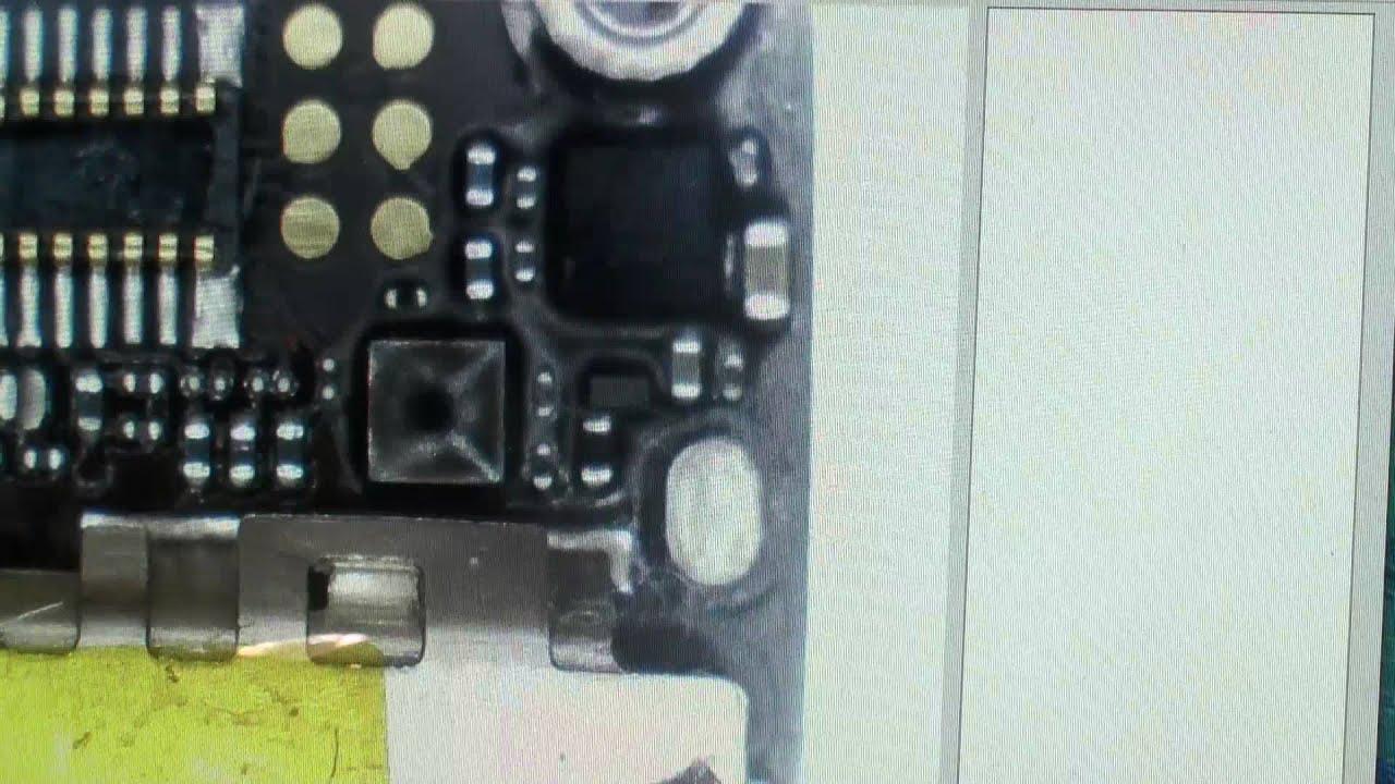 apple iphone 4 connettore batteria non va in carica
