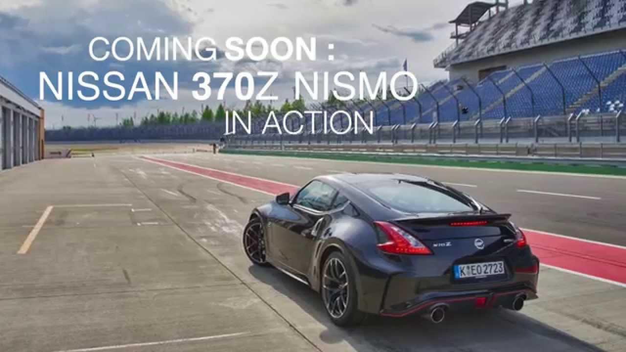 Teaser: Nissan 370Z NISMO (Facelift) Acceleration 0-100 km ...