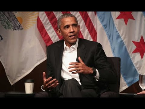 Watch Live: Barack Obama town hall India