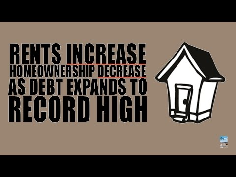 Middle Class Disappearing as Trillions in Debt Crushing Americans!