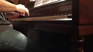 Beethoven WoO 48 rondo
