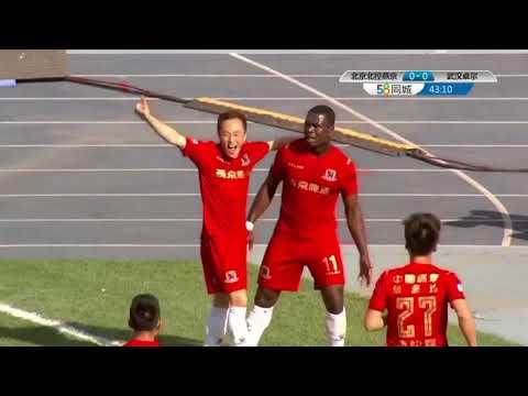 2018 CHA League one   Round 6   Beijing BeiKong vs Wuhan ZALL