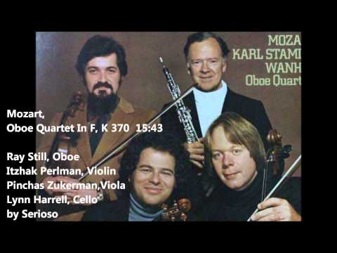 mozart,oboe quartet, k 370