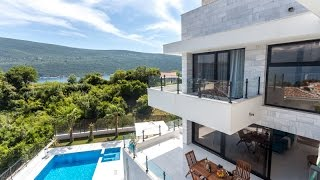 Herceg Novi Bay - Kumbor, Contemporary Villa with Pool(, 2017-03-03T08:52:34.000Z)