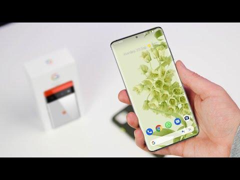 Pixel 6 Pro - Hands On!