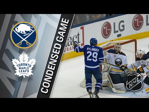 03/26/18 Condensed Game: Sabres @ Maple Leafs