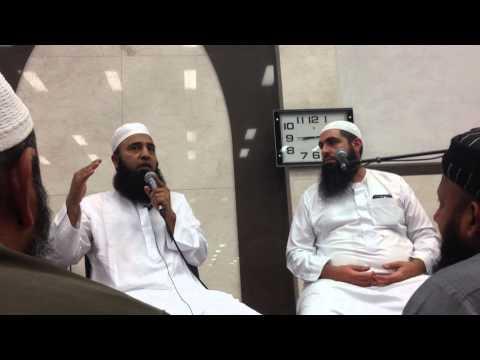 Br Muhammad Hoblos Interviews Saeed Anwar